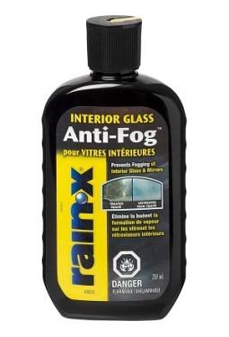 RAIN-X ANTI FOG