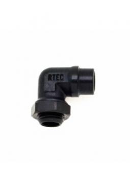 KRONTEC - Bordwand-Durchführung Bremsleitungssystem - 90°